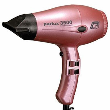 Parlux 3500 Super Compact Hair Dryer #1 Used by Professionals MSRP$160 PINK