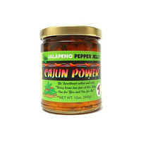 Jalapeno Pepper Jelly 110z by Cajun Power