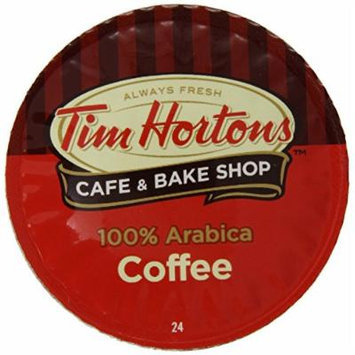 Tim Hortons Single Serve Coffee Cups, 100% Arabica, 60 Count