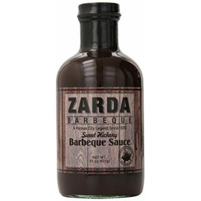 Zarda Sweet Hickory BBQ Sauce, 22 Ounce