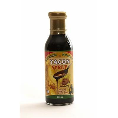 Yacon Syrup Sustainable Harvest
