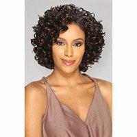Q OPRAH 5PCS - MilkyWay Que Human Hair MasterMix Weave Extensions #1B/30