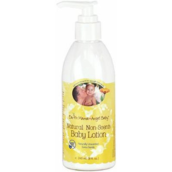 Earth Mama Angel Baby Baby Lotion - Calming Lavender - 8 oz