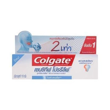 Colgate Sensitive Pro-relief Pro-argin Formula Anticavity Toothpaste with Fluoride 3.52 Oz