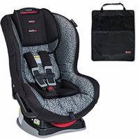 Britax Marathon G4.1 Convertible Car Seat w Mats, 2-Count, Black (Silver Cloud)