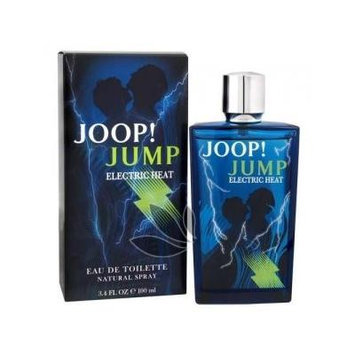 Joop! Jump Electric Heat By Joop for Men Eau De Toilette Spray 100ml / 3.4 Fl.oz Limited Edition