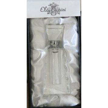 Oleg Cassini Crystal Perfume Bottle Premier
