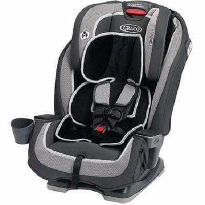 Graco Milestone All-in-One Car Seat Convertible Car Seat with Cup Holder Kline