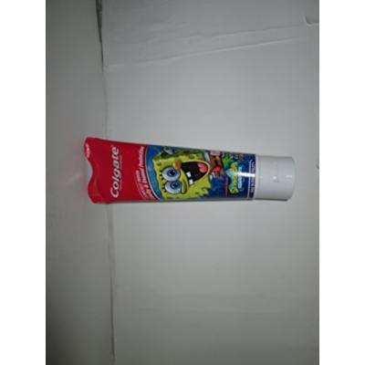 Colgate Anticavity Fluoride Toothpaste, SpongeBob Squarepants, 4.6 OzTube (3 Pack)