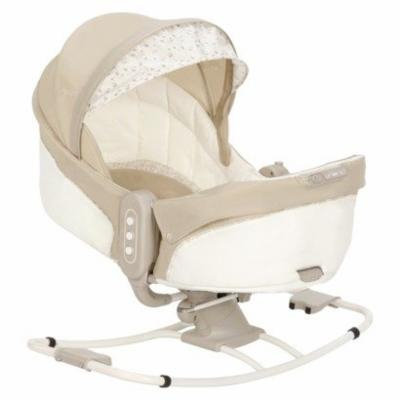 First Years Sweet Sleep Cocoon, Newborn Nap and Play Rocker - White