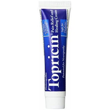 Topricin Pain Cream, 0.75 Ounce
