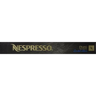 Nespresso Peru Secreto 2015 (Intensity 8) - 30 Capsules, 3 Sleeves