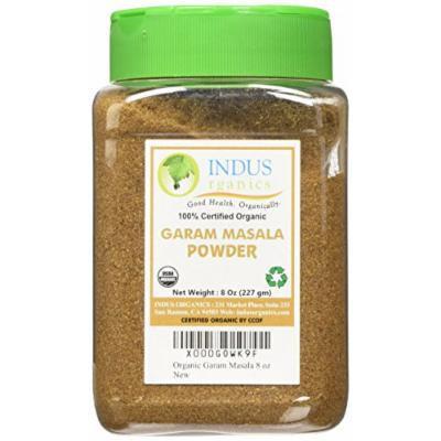 Indus Organic Salt Free Authentic Indian Garam Masala, 8 Ounce