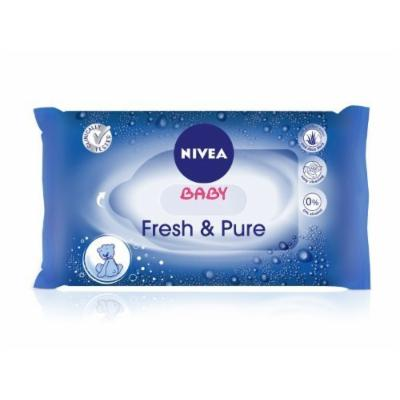 NIVEA Baby Fresh & Pure Wet Wipes