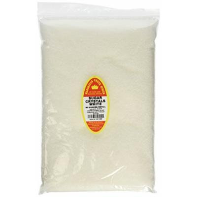 Marshalls Creek Spices Family Size Refill Sugar Crystals White, 40 Ounce