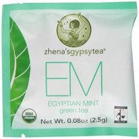 Zhena's Gypsy Tea Egyptian Mint Overwrap, 5.65-Ounce (Pack of 100)