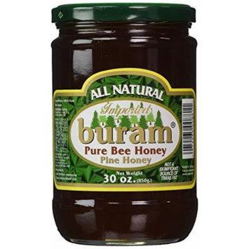 Ziyad Buram Honey without Combs, Pine, 30 Ounce