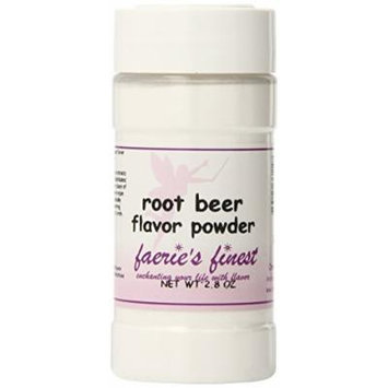 Faeries Finest Flavor Powder, Root Beer, 2.80 Ounce