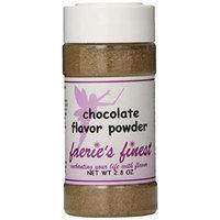 Faeries Finest Flavor Powder, Chocolate, 2.80 Ounce