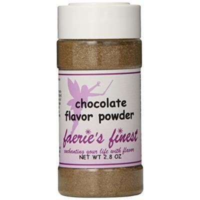 Faeries Finest Flavor Powder, Chocolate, 2.80 Ounce