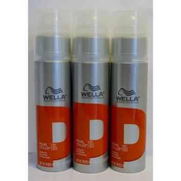 Wella Pearl Styler Styling Gel 3.59oz (3 Pack)