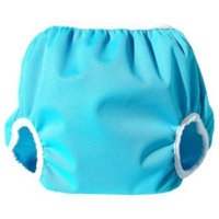 Bummis Pull On Diaper Cover, Ocean, 8-18 lbs