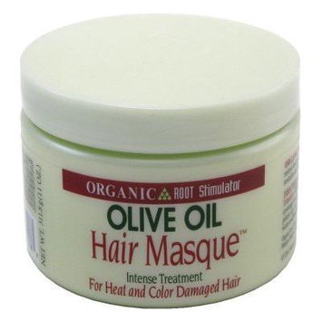Organic Root Olive Oil Hair Masque (Pack of 3)