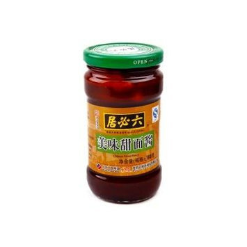Liu Bi Ju - Chinese Sweet Sauce 300g (Pack of 1)