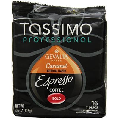 Tassimo Professional Gevalia Caramel Espresso Coffee, 3.6 Ounce