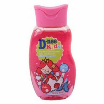 D-Nee Kids, Liquid Soap, Cherry Berry, 200 ml