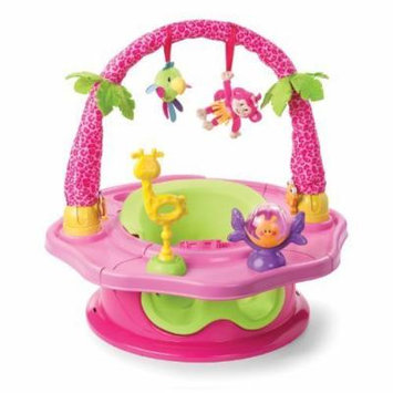 Summer Infant 3-Stage SuperSeat Deluxe, Giggles Island Girl by Summer Infant