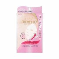 Kanebo Suisai Premiolity 3D Moisture Mask 4 pcs