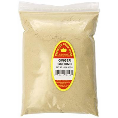 Marshalls Creek Spices X-Large Refill Ginger, Ground, 16 Ounce