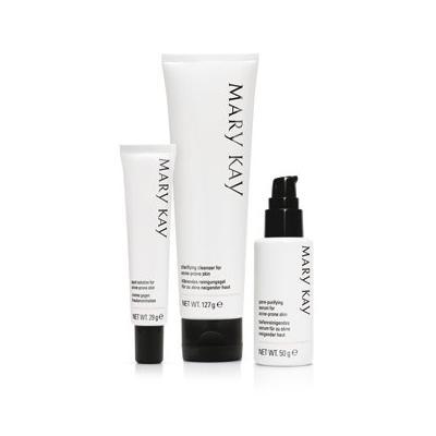 Mary Kay Acne Prone Skin Set FULL SIZE
