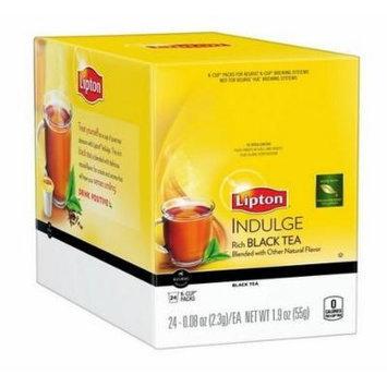 Lipton K-Cups, INDULGE Black Tea - 24ct (2)
