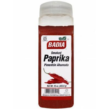Badia Smoked Paprika, 16 oz. - Pack of 6