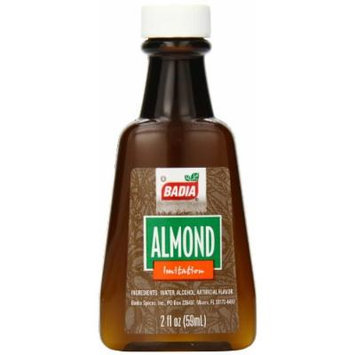 Badia Almond Extract, 2 Ounce (Pack of 12)