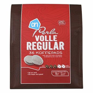 Perla Coffee Pods Regular Compatible with Senseo Machines - 5 Pack (5 x 36 Pods)