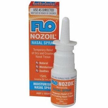 Flo Nozoil Nasal Spray 15Ml