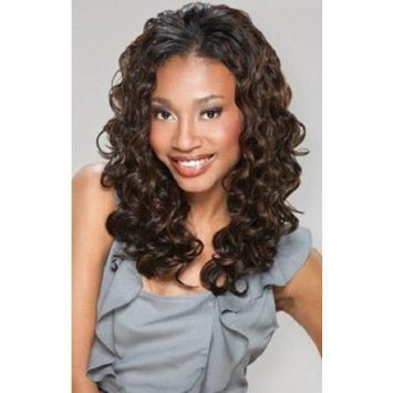 Q CANON LONG 5PCS - MilkyWay Que Human Hair MasterMix Weave Extensions #2 Dark Brown