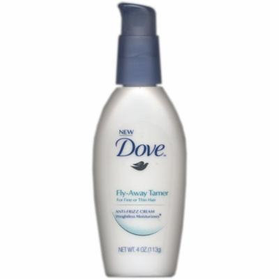 Dove Fly-Away Tamer Anti Frizz Cream For Fine Or Thin Hair