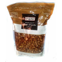 Daily Chef Premium Quality Whole Almonds 48 oz Resealable Bag