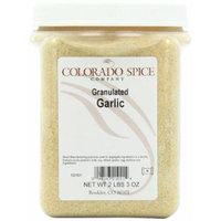 Colorado Spice Garlic, Granulated, 35-Ounce Jar