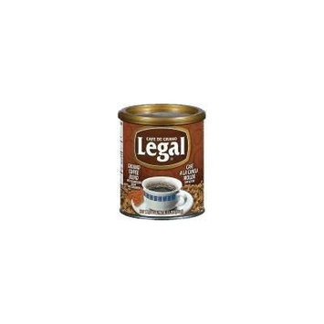 Cafe Legal, Coffee Ground Roasted Trdtnl C, 11-Ounce (Pack of 6)
