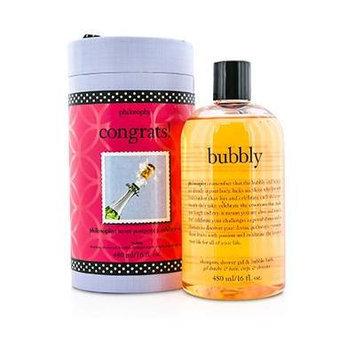 Philosophy - Congrats! Bubbly Shampoo, Shower Gel & Bubble Bath Gift Set