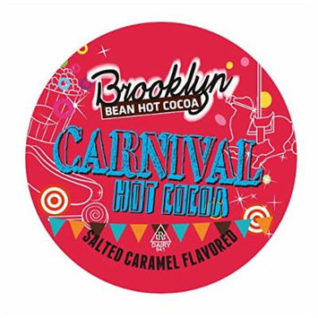 Brooklyn Bean Roastery Carnival Single-Cup Hot Cocoa for Keurig K-Cup Brewers, 40 Count