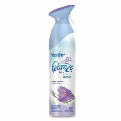 Febreze Air Effects Air Refresher, Spring & Renewal 9.7 Oz (Pack of 6)