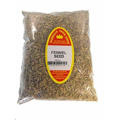 Marshalls Creek Spices Family Size Refill Fennel Seed Seasoning, 32 Ounce