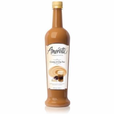Amoretti Premium Crema Di Chai Tea Syrup, 25.4 fluid Ounce
