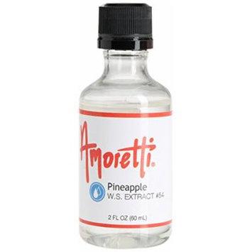 Amoretti Pineapple Extract, 2 Fluid Ounce